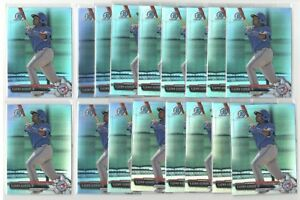 x12-VLADIMIR-GUERRERO-Jr-ALL-Bowman-Chrome-Refractor-Rookie-Card-RC-lot-set-Mint