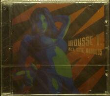 CD MOUSSE T all nite madness, nuevo - embalaje original