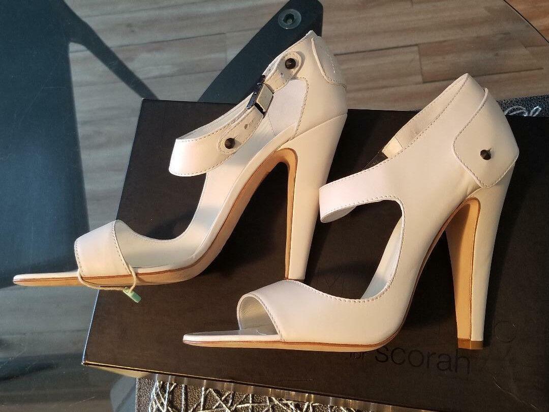 Marios Schwab Chaussures Taille 40 it blanc.