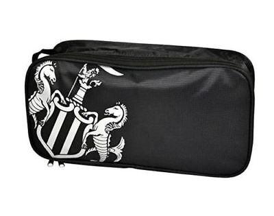 Newcastle United Fc Bota Bolso De Gimnasio-Zapato de lámina de Newcastle United Bolsa Escuela Niño