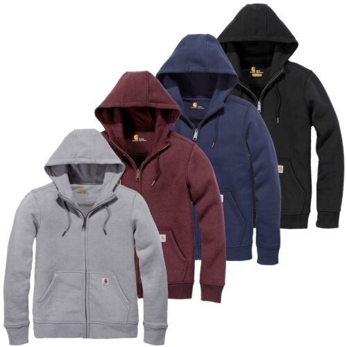 CARHARTT Donna Zip Hoody psicotico Cardigan Hoodie Pullover //// XS S M L XL