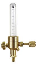Nitrogen Flow Indicator Welding Tool Pressure Control Gas Brazing Regulator Mete