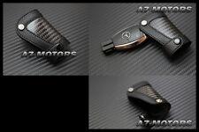 Fur Mercedes Benz Schlussel Etui Leder Carbon W204 W212 W203 W209 W220 W221 R230