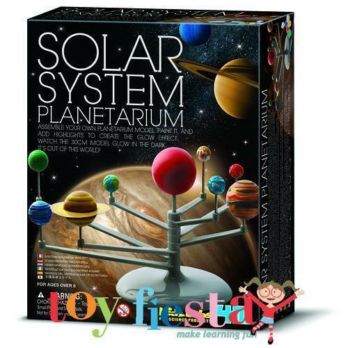 4M - Solar System - Planetarium Model Fast Shipping
