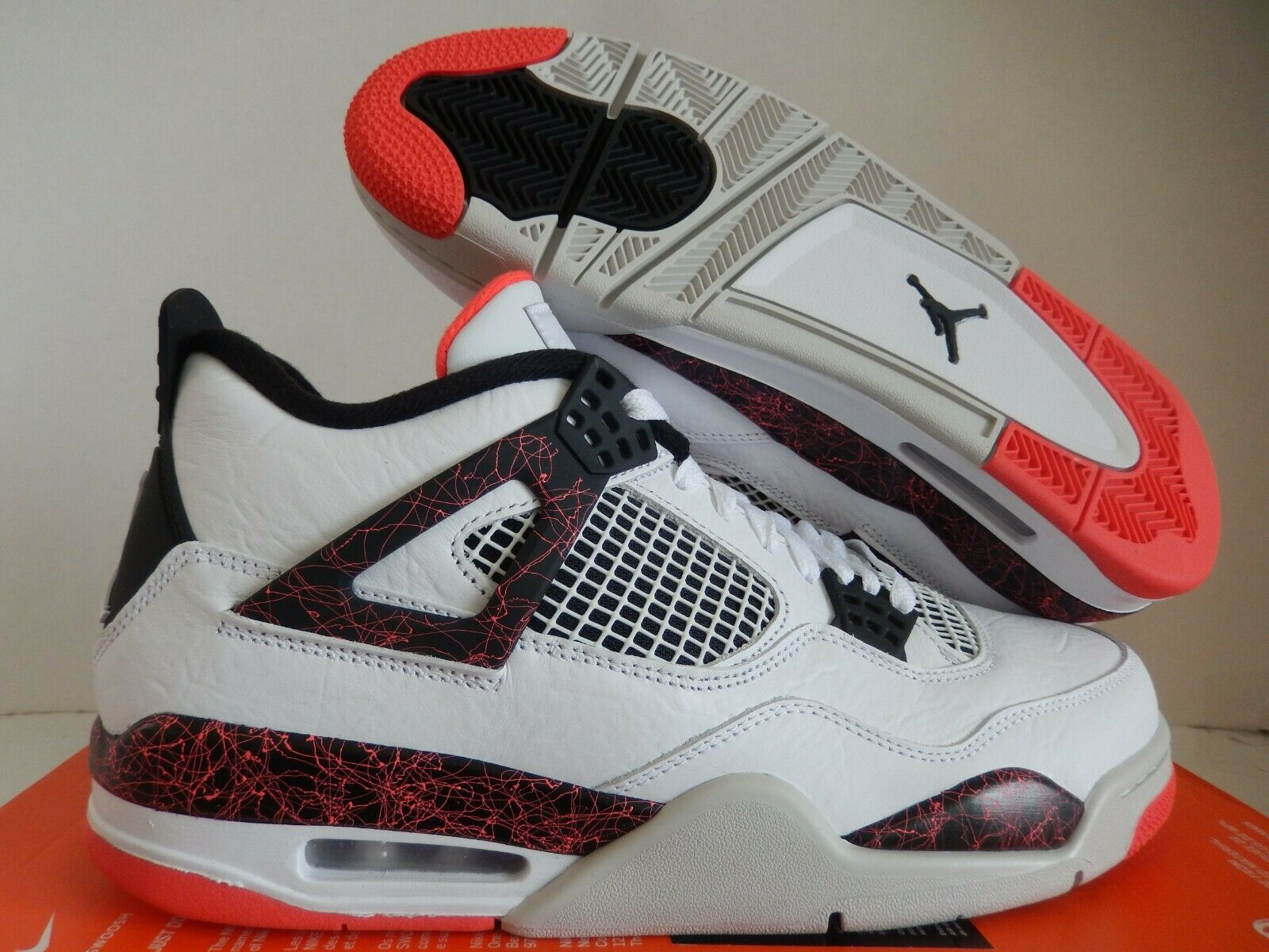 Nike 308497-116 Air Jordan 4 Retro