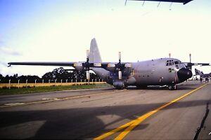 4-523-2-Lockheed-C-130-Hercules-Royal-Danish-Air-Force-Kodachrome-Slide