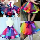 New Toddler Kids Girls Party Ballet Dance Wear Tutu Skirt Dress Dancing Costume
