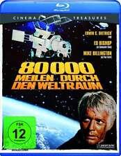 80.000 MEILEN DURCH DEN WELTRAUM Kinofilm TV-SERIE UFO S.H.A.D.O.  BLU-RAY Neu