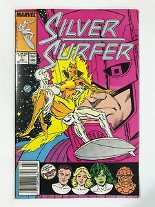 SILVER-SURFER-1-1987-PREMIERE-ISSUE-OF-VOLUME-3-NEWSSTAND-VARIANT