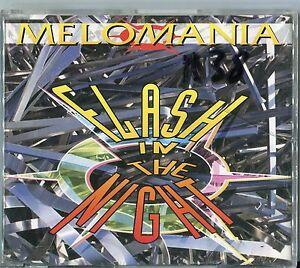 Melomania CD-MAXI FLASH IN THE NIGHT ( EURO HOUSE) REMIXES ( PROMO SHEET) - Tecklenburg, Deutschland - Melomania CD-MAXI FLASH IN THE NIGHT ( EURO HOUSE) REMIXES ( PROMO SHEET) - Tecklenburg, Deutschland