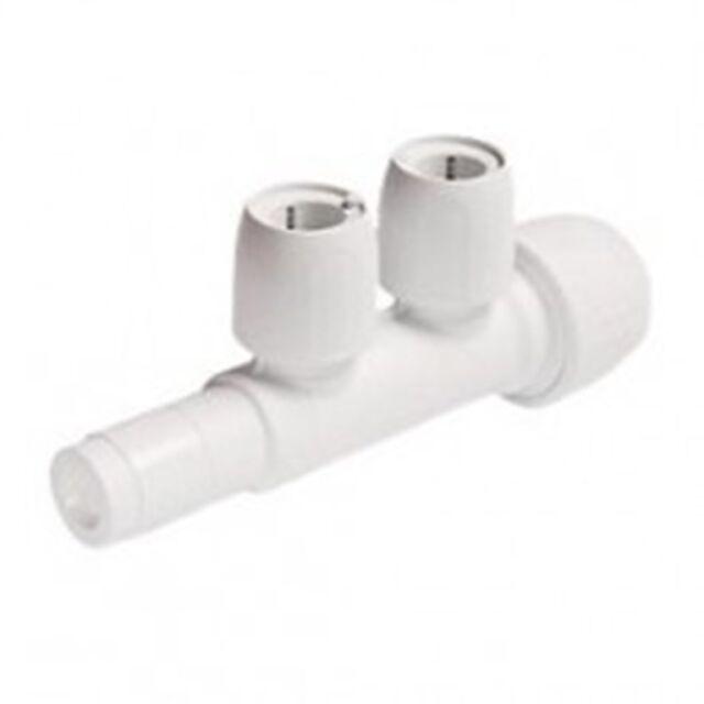 NEW Hep20 Push-Fit Spigot Reducer 22 x 15mm