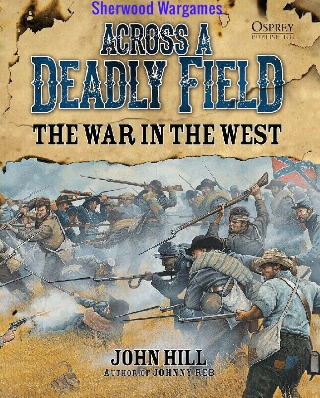 The War In The West, Across A Deadly Field Supplement, 28mm Wargames Rules BNIB