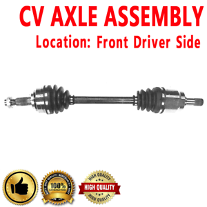 FRONT LEFT CV Axle Drive Shaft For HONDA FIT 2009 2010 2011