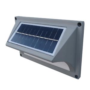 WORHAN® Solar LED 100 Lumen Beleuchtung Garten Terrasse Zaun Decken Solarleuchte