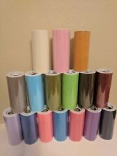 Tulle 16 Rolls of 6 Inch X 25 ydsTulle Rolls Assorted Colors