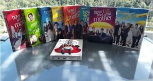 COFFRETS DVD SERIE COMEDIE : HOW I MET YOUR MOTHER : L'INTEGRALE : SAISONS 1 A 9