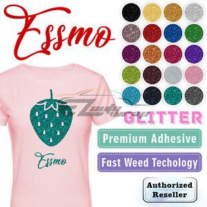 ESSMO-Glitter-Heat-Transfer-Vinyl-HTV-Sheet-T-Shirt-Iron-On-Press-Weed-Easy-20-034