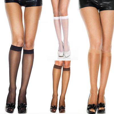 White Criss Cross Lace Up Ankle High Sheer Fishnet Stretchy Short Nylon Socks OS