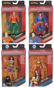 Dc Multiverse 6 inch Action Figure Case of 8 by Mattel