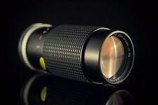 Canon EF EOS Mount-Hoya HMC Zoom 80-200mm F4 VINTAGE lente della fotocamera