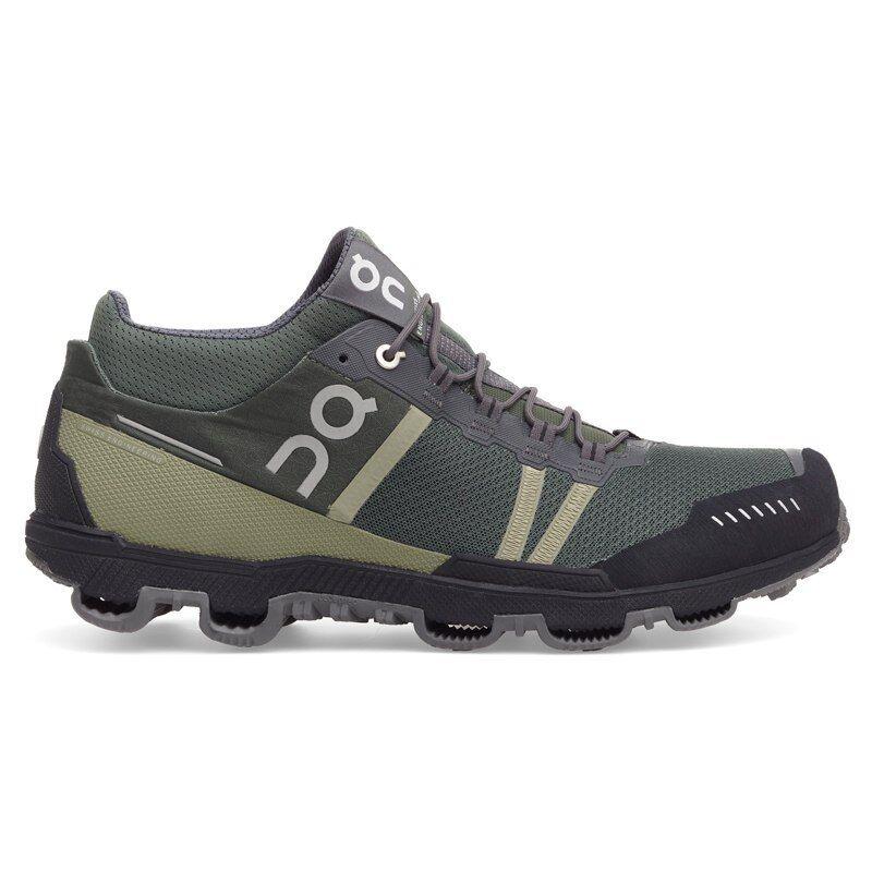 On FonctionneHommest cloudventure Midtop Forest gris Pour des hommes FonctionneHommest chaussures Trail de plein air nouveau