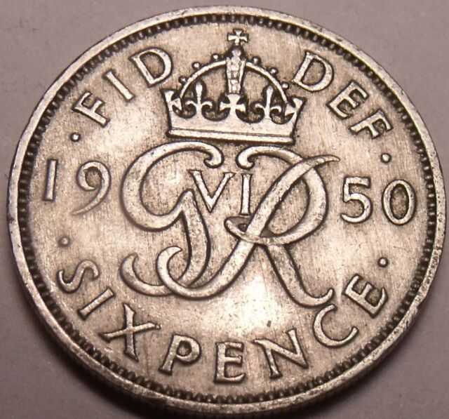 GREAT BRITAIN   6 Pence   1955   COMBINED SHIPPING