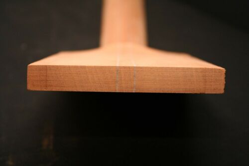 17 Degr neck joint at 16th fret// For Carved top// Neck Blank hdsk//4 Degr