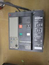 Square D Pjf36120cu31 1200a Micrologic Li Circuit Breaker Recon Withtest Report