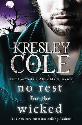 1 of 1 - No Rest for the Wicked by Kresley Cole Medium Paperback 20% Bulk Book Discount