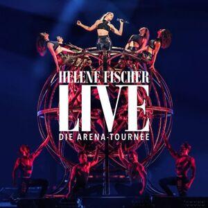 HELENE-FISCHER-HELENE-FISCHER-LIVE-DIE-ARENA-TOURNEE-2CD-2-CD-NEU