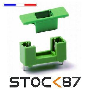 casier 31 porte fusible MFOM fusible carton 4A Lot x2