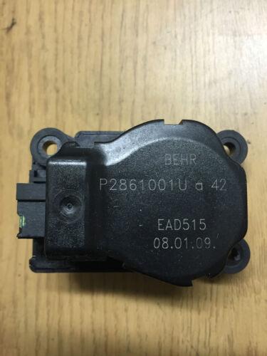 actionneurs p2861001u CITROEN C5 2.0 HDI chauffage 08-14 rabat motors
