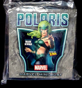 Polaris Bust Statue New Bowen Designs X-Men Marvel Comics 2006 Amricons