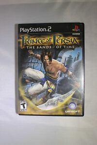 Prince-of-Persia-Sands-of-Time-Original-Sony-PlayStation-2-game-100-Authentic
