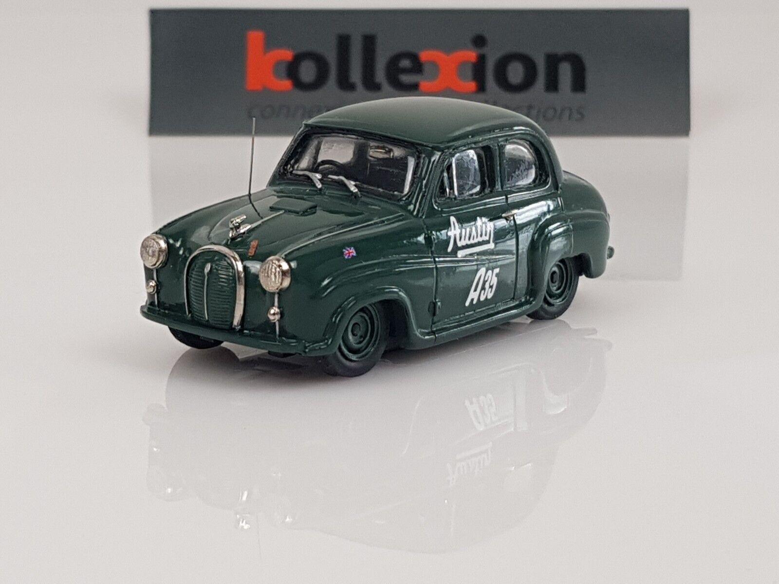 edición limitada en caliente Modelos Touchwood twc43001 twc43001 twc43001 Austin a 35 record Montlhéry 1957 1.43  alta calidad general