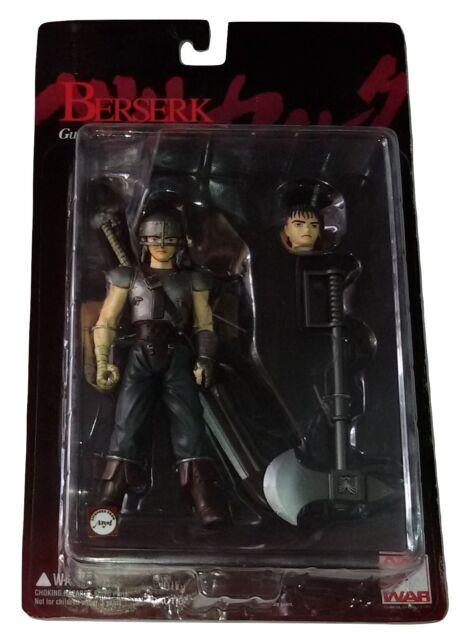 Berserk Figura de Acción Guts Mercenary Tv Versión