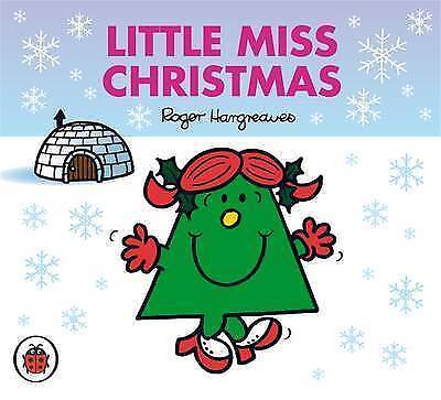 Little Miss Christmas by Roger Hargreaves (Paperback, 2006)