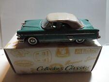 Collectors Classics Green '54 Mercury Convertible Top Up 1:43