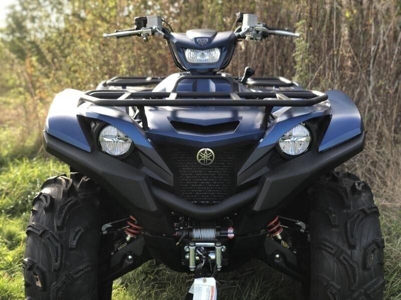 Yamaha, YFM 700, ccm 686