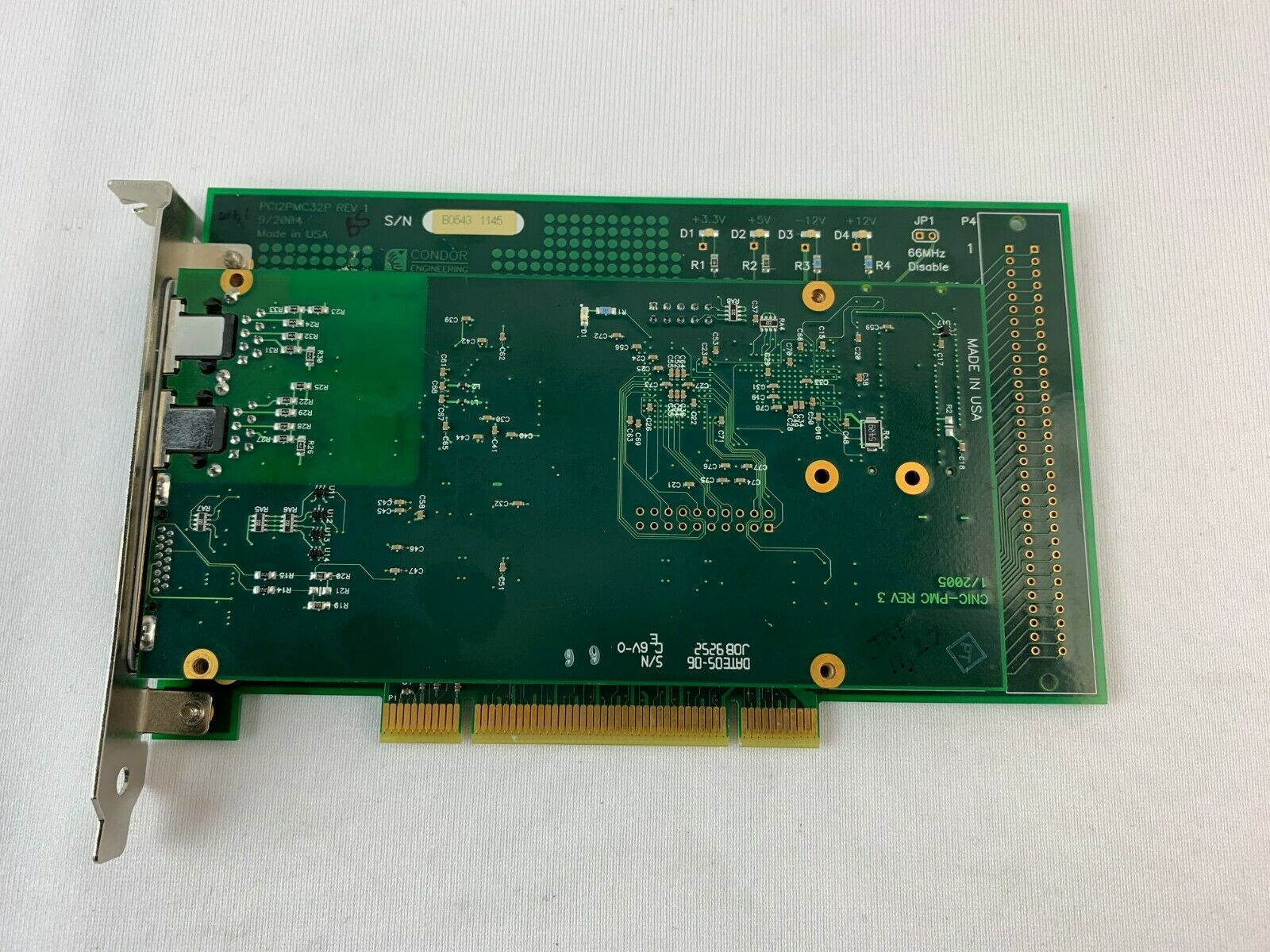 Abaco Systems Condor Engineering RCNIC-A2PAX Interface Module