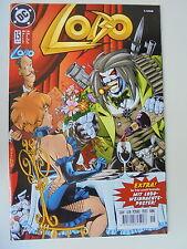 1x Comic - Lobo Nr. 15 - DC Dino - Zustand 1/1-
