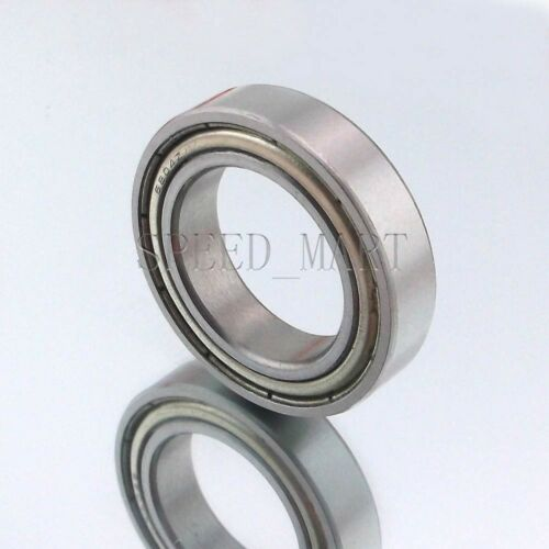 35mm*47mm*7mm 5PCS 6807ZZ Deep Groove Metal Double Shielded Ball Bearing
