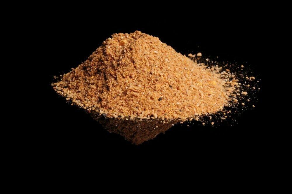 DT Esche PUKKA Pesce Mix con farine di pesce OLEOSO POLLO Mix di base di Boilie