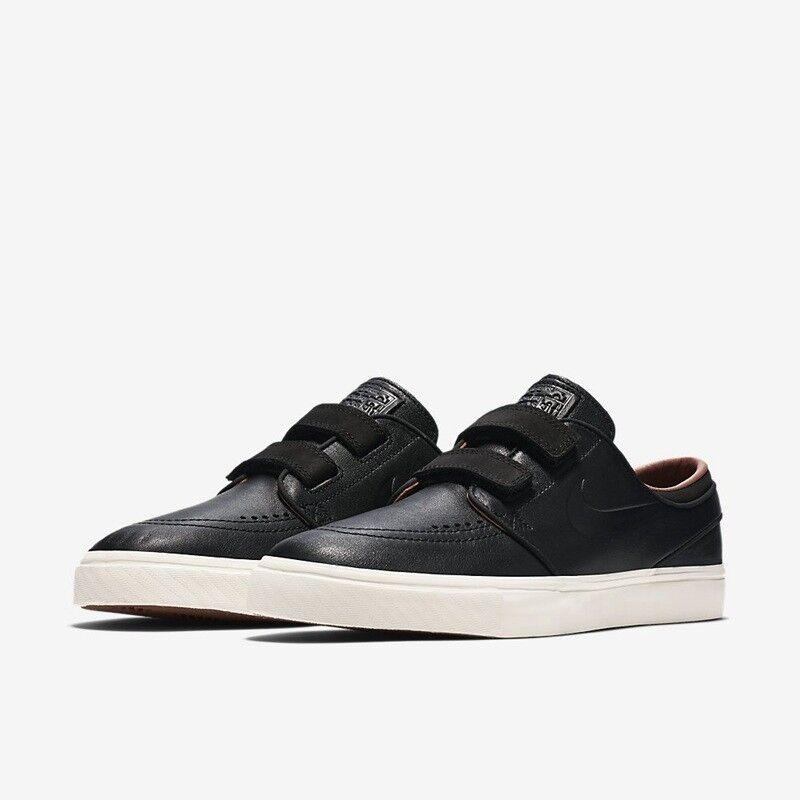 Nike SB Stefan Janoski Zoom AC - Sz8 / US 9 - 705405-002 - Noir