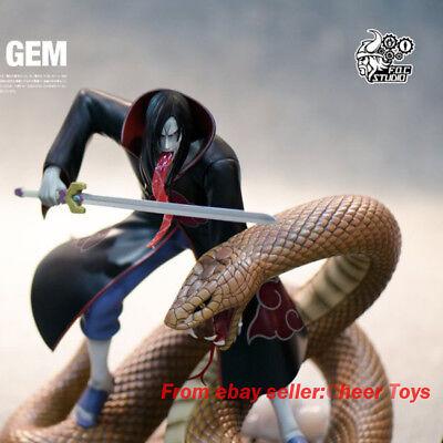 F.O.C  Studio Naruto Akatsuki Tobi Fate Figures Resin statue Global Limit FOC