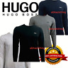 Hugo Boss Crew Neck Long Sleeve T-shirt polo for Men