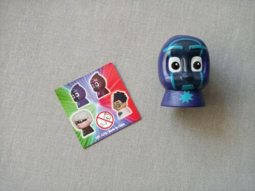 NEU BPZ✿●• •●✿ღ PJ Masks Pyjamahelden Catboy Eulette Nachtninja.. Kidsworld