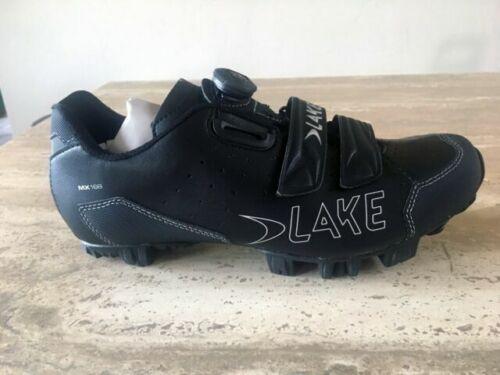 Lake Mens Mx168 Enduro MTB Cycling Shoe