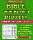 Bible Word Search Puzzles Volume 3 by Gary W Watson (Paperback / softback, 2015)