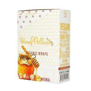 High-Hemp-HONEY-POT-SWIRL-Organic-Wrap-Full-Box-25-pk-2-Wrap-Pouches-50-Wraps